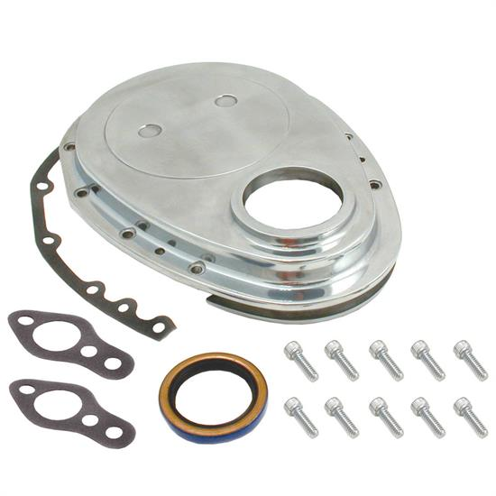 Spectre 4935 Timing Chain Cover, Chevy 283-400, GMC 283-400