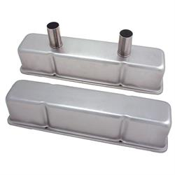 Spectre 4991 Circle Track Valve Covers, Chevy 283-400, GMC 283-400