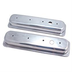 Spectre 4994 Aluminum Valve Covers, Chevy/GMC 5.0L-5.7L, Pontiac 5.0L