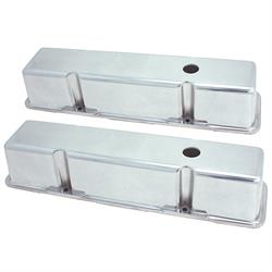 Spectre 4999 Aluminum Valve Covers, Chevy 283-400, GMC 283-400