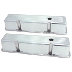 Spectre 5000 Aluminum Valve Covers, Chevy 283-400, GMC 283-400