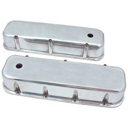 Spectre 5011 Aluminum Valve Covers, Chevy/GMC 396-454