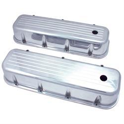 Spectre 5012 Aluminum Valve Covers, Chevy/GMC 396-454