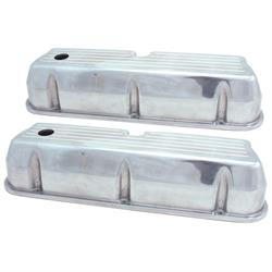 Spectre 5019 Aluminum Valve Covers, Ford/Mercury 260-351, Lincoln 5.0L