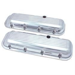 Spectre 5021 Aluminum Valve Covers, Chevy/GMC 396-454