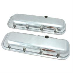 Spectre 5022 Aluminum Valve Covers, Chevy/GMC 396-454