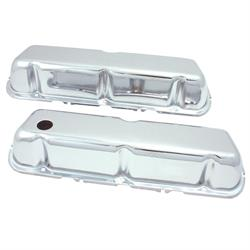 Spectre 5265 Chrome Valve Covers, Ford/Mercury 5.0L