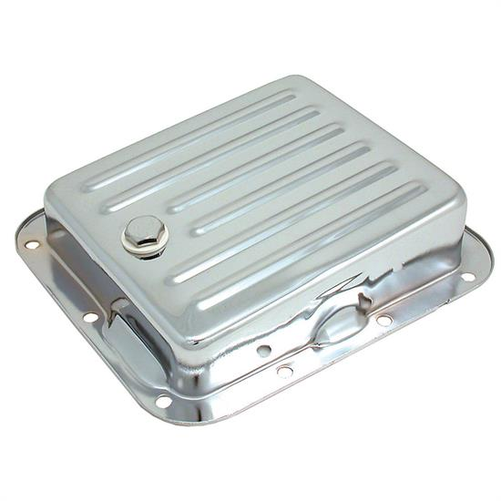 Spectre 5455 Automatic Transmission Pan, Ford C4, Stock Capacity