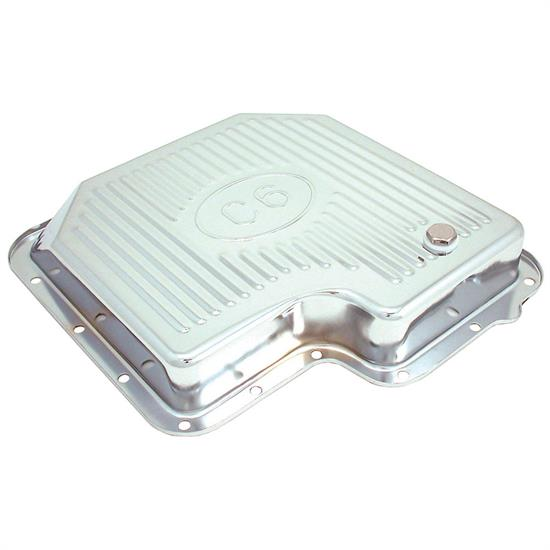 Spectre 5456 Automatic Transmission Pan, Ford C6, Stock Capacity