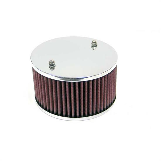 K&N 56-1430 Air Filter Assembly, Nissan 156-157