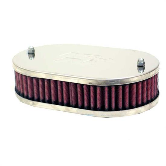 K&N 56-9002 Air Filter Assembly, FSO 1.3L-1.5L