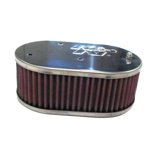 K&N 56-9042 Air Filter Assembly, Ford 1.1L-1.6L