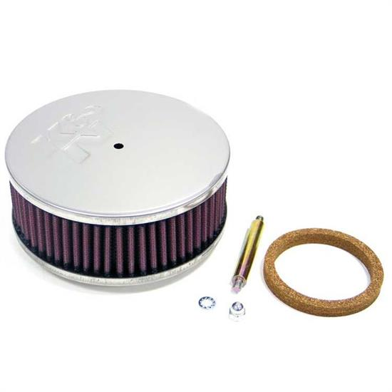 K&N 56-9138 Air Filter Assembly, Toyota 71