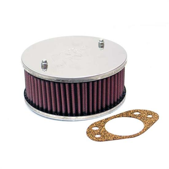 K&N 56-9145 Air Filter Assembly, Jaguar 170