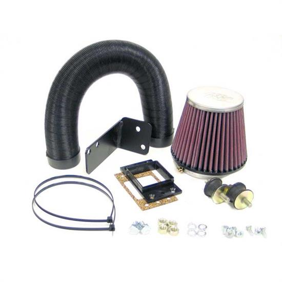 K&N 57-0006 57i Series Performance Intake Kit, Opel/Vauxhall 1.8L-2.0L