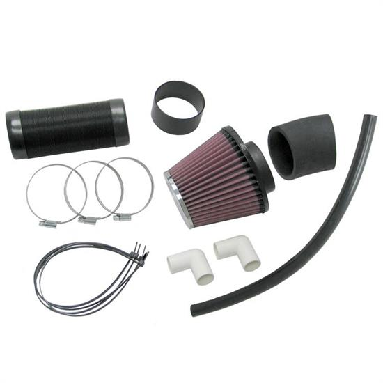 K&N 57-0022 57i Series Performance Intake Kit, Ford 1.6L