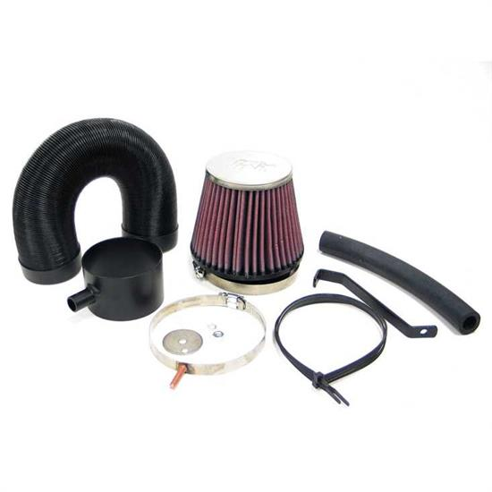 K&N 57-0027-1 57i Series Performance Intake Kit, Ford 1.6L
