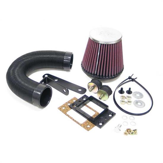 K&N 57-0040 57i Series Performance Intake Kit, Opel/Vauxhall 1.8L-2.0L