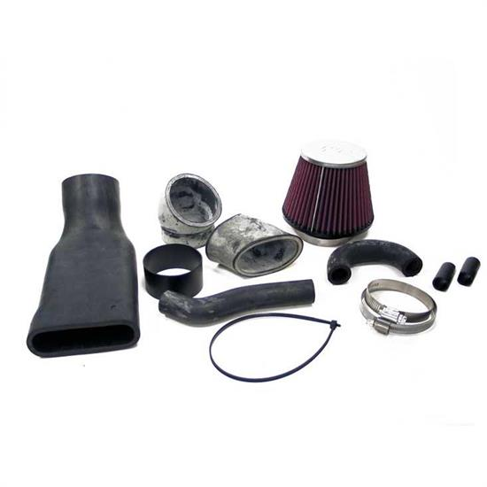 K&N 57-0058-1 57i Series Performance Intake Kit, Peugeot 2.0L