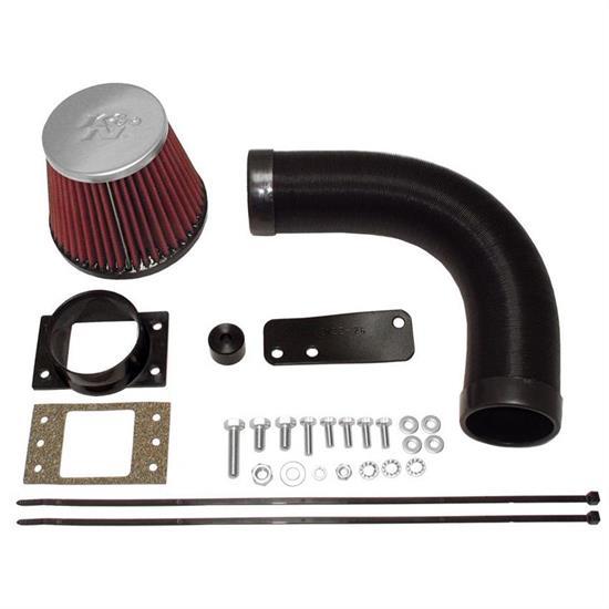 K/&N 57I-1001 57i Series Performance Intake Kit BMW 2.5L-2.8L