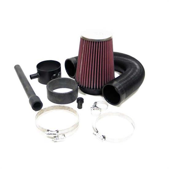 K&N 57-0076 57i Series Performance Intake Kit, Fiat 2.0L