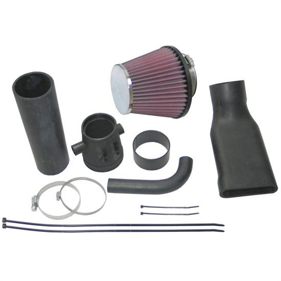 K&N 57-0081-1 57i Series Performance Intake Kit, Peugeot 1.6L