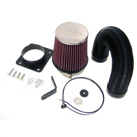 K&N 57-0102 57i Series Performance Intake Kit, Suzuki 1.3L