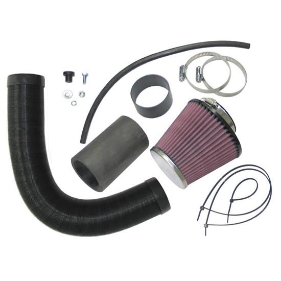 K&N 57-0120 57i Series Performance Intake Kit, Toyota 1.6L