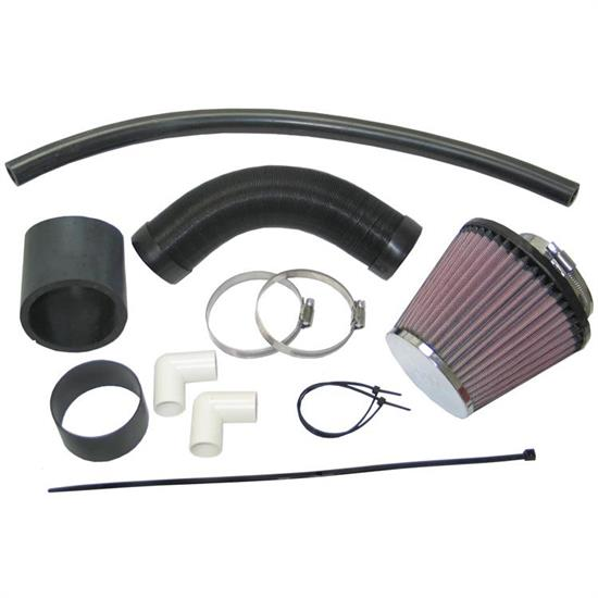 K&N 57-0131 57i Series Performance Intake Kit, Ford 1.6L