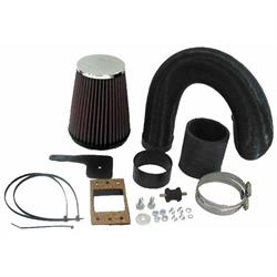 K&N 57-0135 57i Series Performance Intake Kit, BMW 1.6L-1.8L