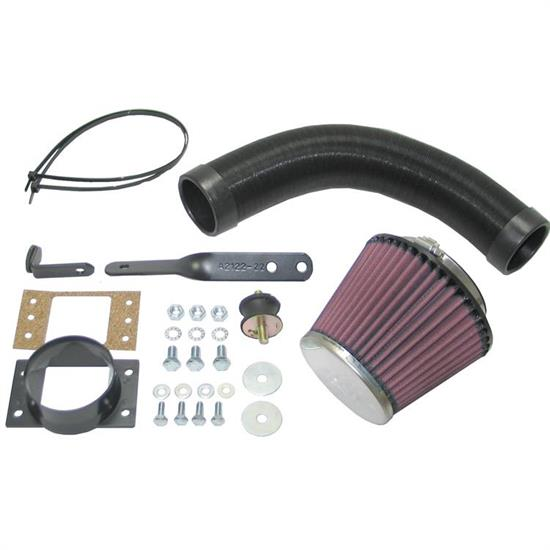 K&N 57-0137 57i Series Performance Intake Kit, Opel/Vauxhall 2.0L
