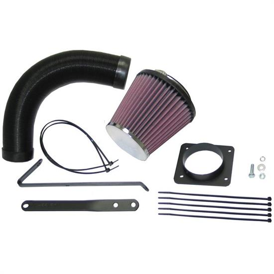 K&N 57-0150 57i Series Performance Intake Kit, Nissan 1.8L