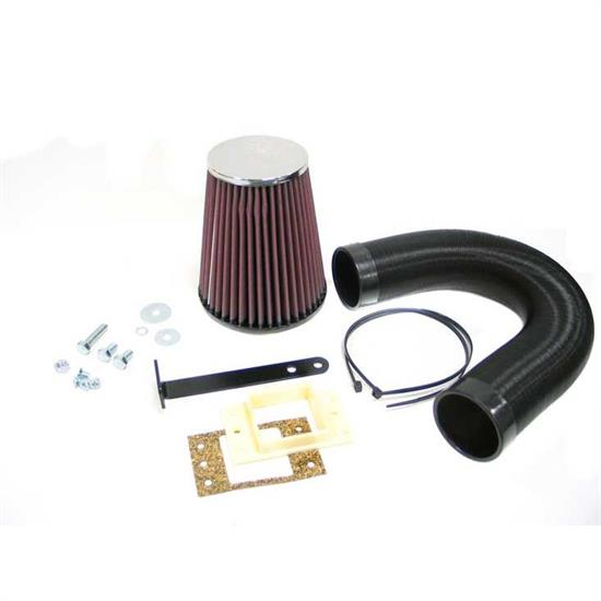 K&N 57-0177 57i Series Performance Intake Kit, Peugeot 1.9L
