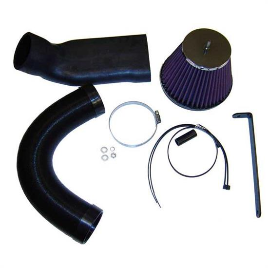 K&N 57-0202-1 57i Series Performance Intake Kit, Ford 1.8L