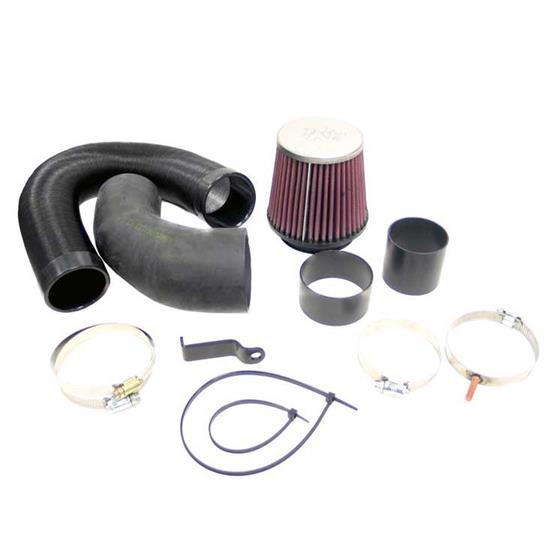 K&N 57-0227 57i Series Performance Intake Kit, Peugeot 1.8L