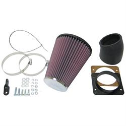 K&N 57-0247 57i Series Performance Intake Kit, Subaru 2.0L