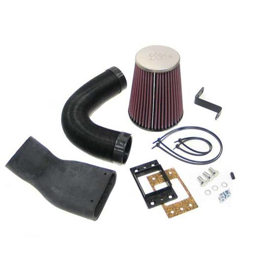 K&N 57-0253 57i Series Performance Intake Kit, Seat 2.0L