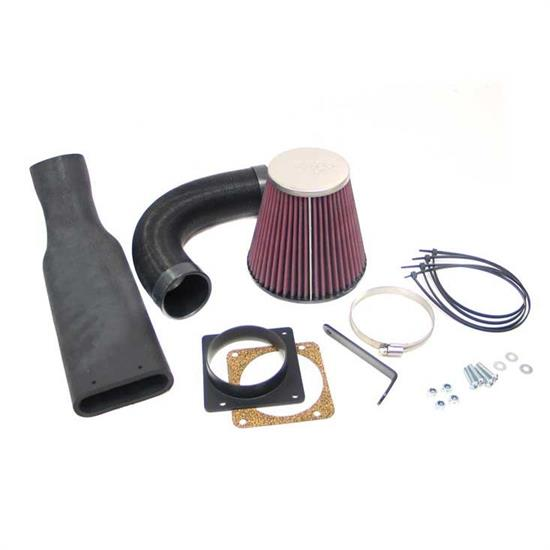 K&N 57-0329 57i Series Performance Intake Kit, Ford 2.5L