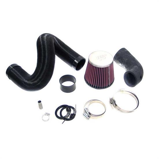 K&N 57-0358 57i Series Performance Intake Kit, Renault 1.2L