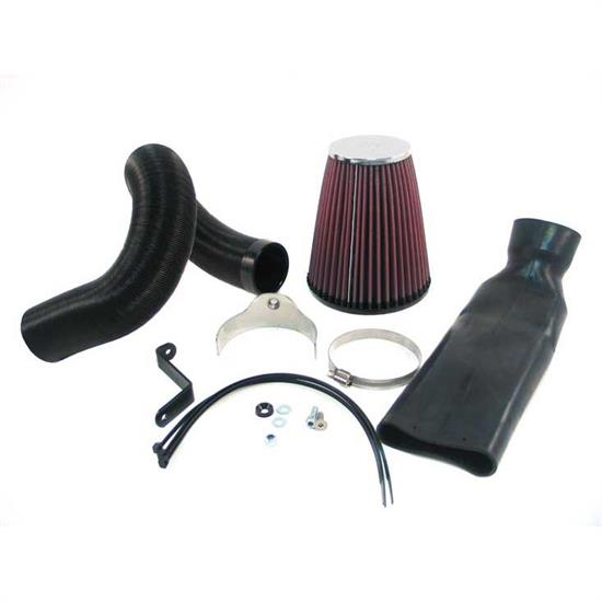 K&N 57-0366 57i Series Performance Intake Kit, BMW 2.0L-2.8L