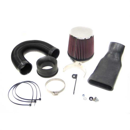 K&N 57-0393 57i Series Performance Intake Kit, BMW 1.6L-1.9L