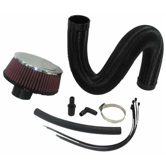 K&N 57-0406 57i Series Performance Intake Kit, VW 1.4L