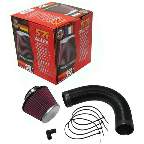 K&N 57-0414 57i Series Performance Intake Kit, Fiat 1.1L