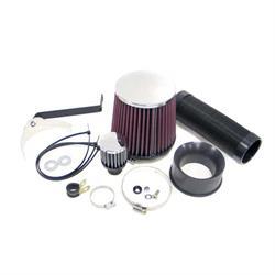K&N 57-0421 57i Series Performance Intake Kit, Audi 1.8L, VW 1.8L-2.0L