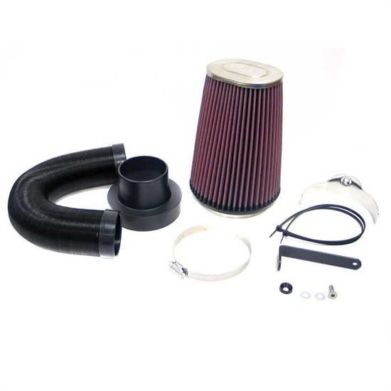 K&N 57-0424 57i Series Performance Intake Kit, Honda 1.5L-1.6L