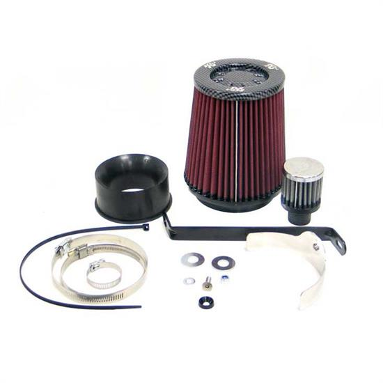 K&N 57-0432 57i Series Performance Intake Kit, VW 1.8L