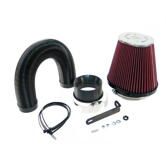 K&N 57-0439 57i Series Performance Intake Kit, BMW 2.0L-2.8L