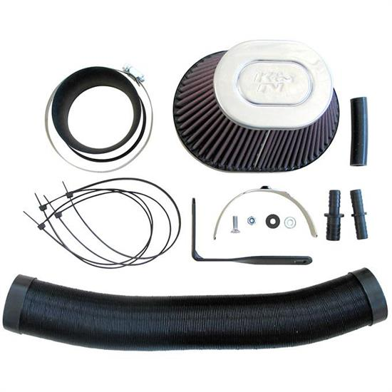 K&N 57-0458 57i Series Performance Intake Kit, Ford 1.6L-2.0L
