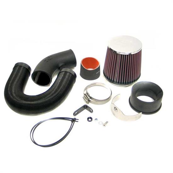 K&N 57-0472 57i Series Performance Intake Kit, Mercedes Benz 2.0L-2.3L
