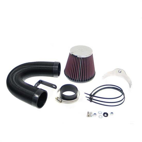 K&N 57-0484 57i Series Performance Intake Kit, Peugeot 1.6L